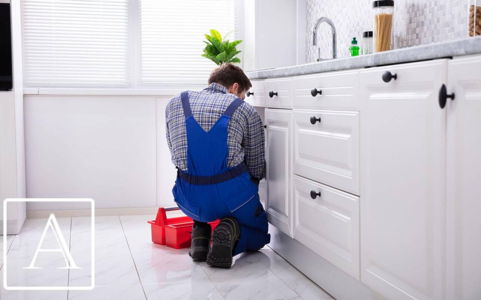 Le plombier de votre cuisine